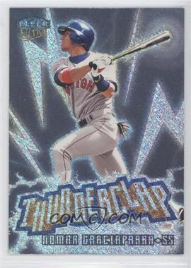 1999 Fleer Ultra Thunderclap #14 TC - Nomar Garciaparra