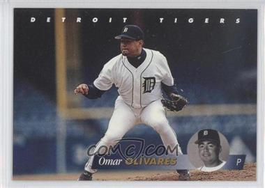 1999 Hebrew National Detroit Tigers #20 - Omar Olivares