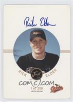 Rick Elder /200