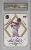 Enrique Wilson /100 [ENCASED]