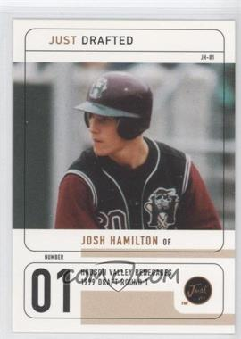 1999 Just Minors Just Drafted #01 - Josh Hamilton