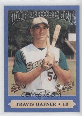 1999 Multi-Ad Sports South Atlantic League Top Prospects #15 - Travis Hafner