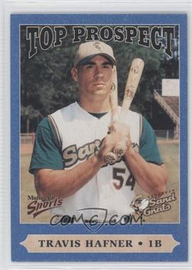 1999 Multi-Ad Sports South Atlantic League Top Prospects #15 - Travis Harper
