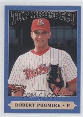 1999 Multi-Ad Sports South Atlantic League Top Prospects #23 - Robert Pugmire