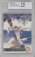 Derek Jeter (In action) [BGS 7.5]