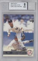 Derek Jeter (In action) [BGS 8]