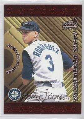 1999 Pacific Aurora - Complete Players #10B - Alex Rodriguez /299