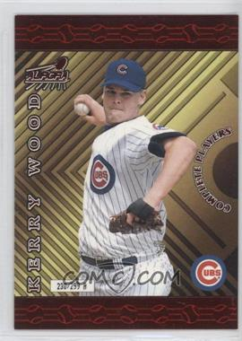 1999 Pacific Aurora Complete Players #4A - Kerry Wood /299