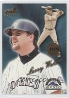 Larry Walker /31