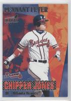 Chipper Jones /250