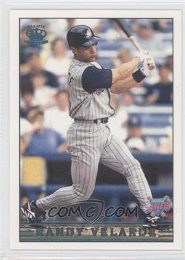 1999 Pacific Crown Collection [???] #10 - Randy Velarde