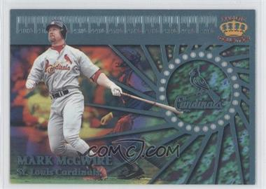 1999 Pacific Crown Collection [???] #14 - Mark McGwire
