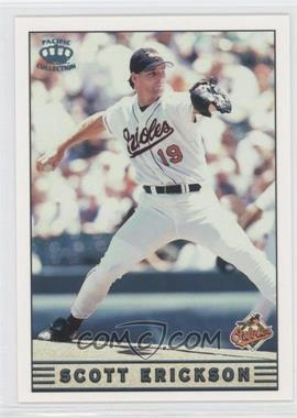 1999 Pacific Crown Collection [???] #35 - Scott Erickson