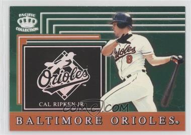 1999 Pacific Crown Collection [???] #4 - Cal Ripken Jr.