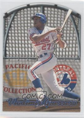 1999 Pacific Crown Collection In the Cage #9 - Vladimir Guerrero