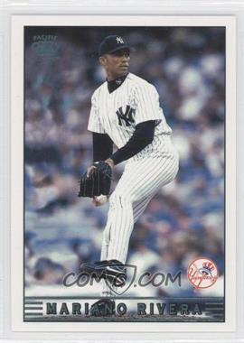 1999 Pacific Crown Collection Platinum Blue #196 - Mariano Rivera
