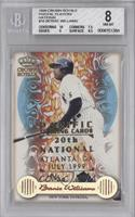 Bernie Williams /20 [BGS 8]