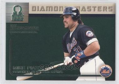 1999 Pacific Omega - Diamond Masters #20 - Mike Piazza