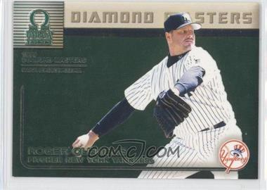 1999 Pacific Omega - Diamond Masters #21 - Roger Clemens