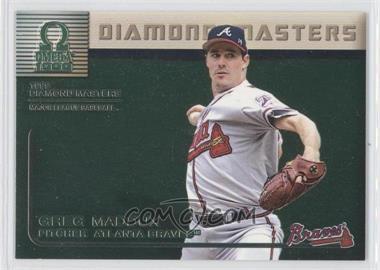 1999 Pacific Omega - Diamond Masters #6 - Greg Maddux