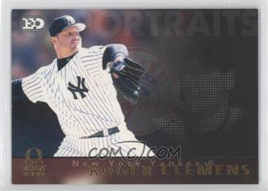 1999 Pacific Omega [???] #11 - Roger Clemens