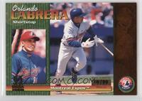 Orlando Cabrera /99