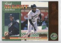 Fred McGriff /99