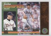 Justin Thompson /99