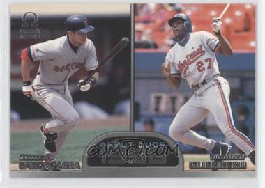 1999 Pacific Omega Debut Duos #1 - [Missing]