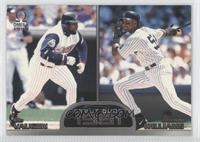 Mo Vaughn, Bernie Williams