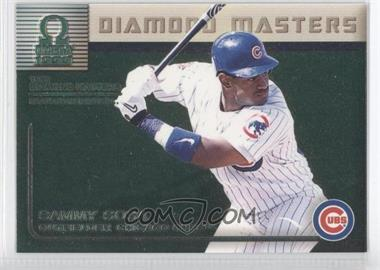 1999 Pacific Omega Diamond Masters #10 - Sammy Sosa