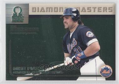 1999 Pacific Omega Diamond Masters #20 - Mike Piazza