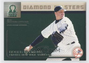 1999 Pacific Omega Diamond Masters #21 - Roger Clemens