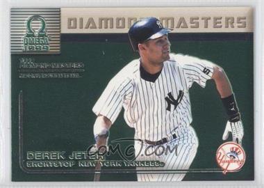 1999 Pacific Omega Diamond Masters #22 - Derek Jeter