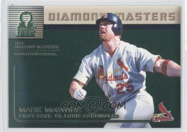 1999 Pacific Omega Diamond Masters #26 - Mark McGwire