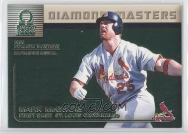 1999 Pacific Omega Diamond Masters #26 - Mark McGwire