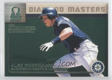 1999 Pacific Omega Diamond Masters #31 - Alex Rodriguez