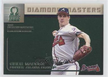 1999 Pacific Omega Diamond Masters #6 - Greg Maddux
