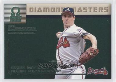 1999 Pacific Omega Diamond Masters #6 - Greg Maddux