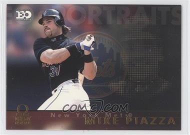 1999 Pacific Omega EO Portraits #10 - Mike Piazza