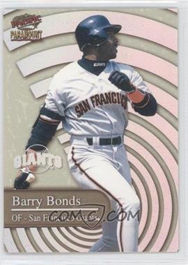 1999 Pacific Paramount Personal Bests #31 - Barry Bonds