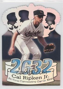 1999 Pacific Private Stock [???] #22 - Cal Ripken Jr.