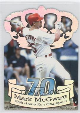 1999 Pacific Private Stock Home Run History #21 - Mark McGwire
