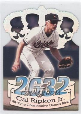 1999 Pacific Private Stock Home Run History #22 - Cal Ripken Jr.