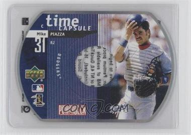 1999 Power Deck [???] #2 - Mike Piazza