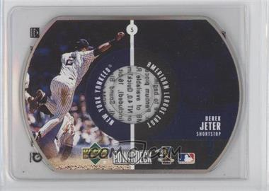 1999 Power Deck [???] #5 - Derek Jeter