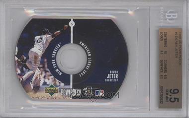 1999 Power Deck [???] #5 - Derek Jeter [BGS9.5]