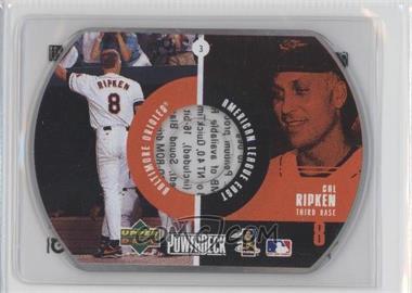 1999 Power Deck [???] #N/A - Cal Ripken Jr.