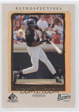 1999 SP Top Prospects [???] #R9 - Michael Jordan