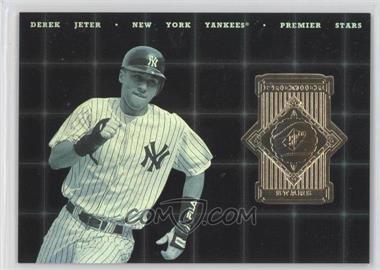 1999 SPx - Premier Stars #PS12 - Derek Jeter